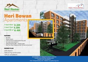 Heri Bowan -Upcoming Kikuyu Rd Ph.4 Project